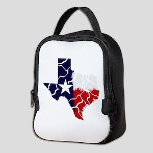 TEXAS Neoprene Lunch Bag