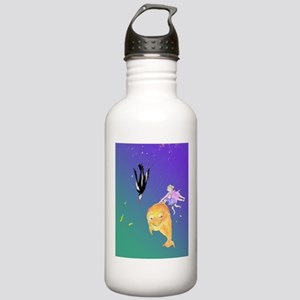 Cassie Cormorant Stainless Water Bottle 1.0L
