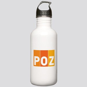 POZ Stainless Water Bottle 1.0L