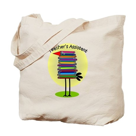 teacher assistant Tote Bag