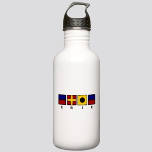 Nautical Erie Stainless Water Bottle 1.0L