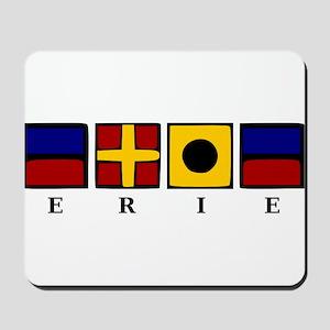 Nautical Erie Mousepad