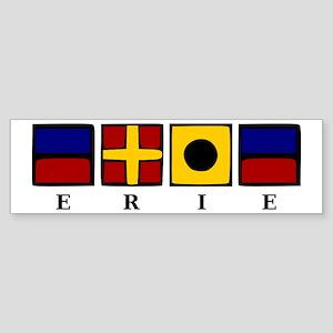 Nautical Erie Sticker (Bumper)