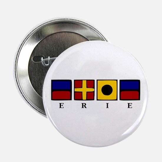 """Nautical Erie 2.25"""" Button"""