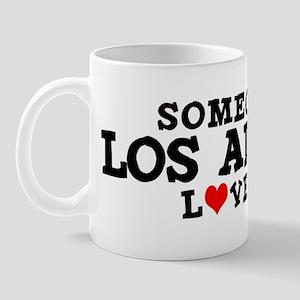 Los Alamos: Loves Me Mug