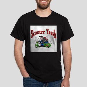 Scooter Trash1Sq T-Shirt