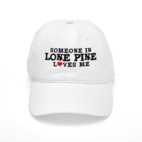 Lone Pine: Loves Me Cap