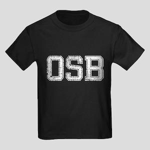OSB, Vintage, Kids Dark T-Shirt