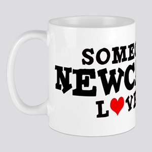 Newcastle: Loves Me Mug