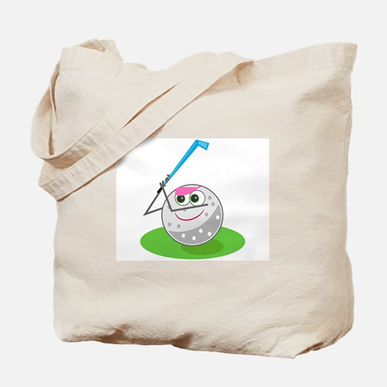 Golf Ball! Tote Bag