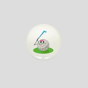 Golf Ball! Mini Button