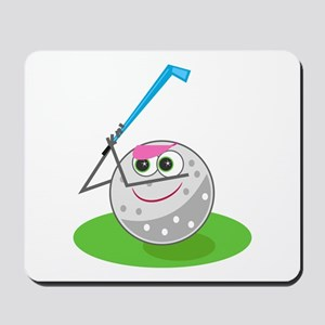 Golf Ball! Mousepad
