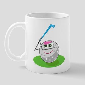 Golf Ball! Mug
