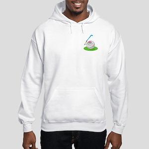 Golf Ball! Hooded Sweatshirt