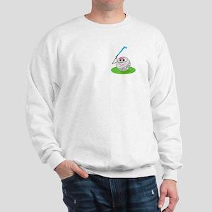 Golf Ball! Sweatshirt