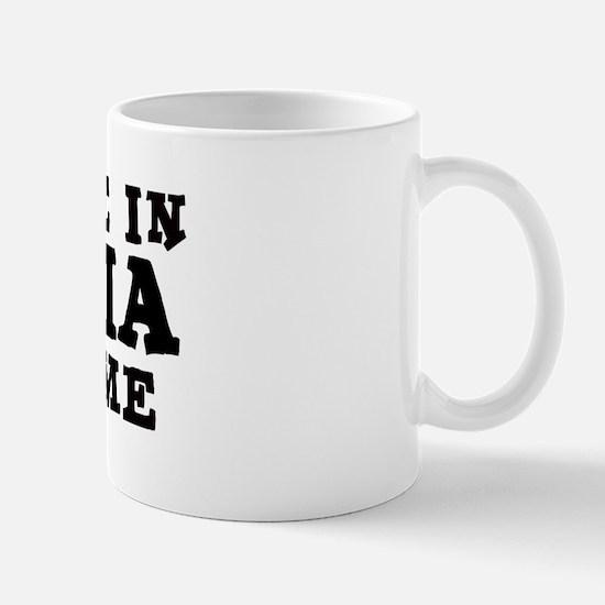 Benicia: Loves Me Mug