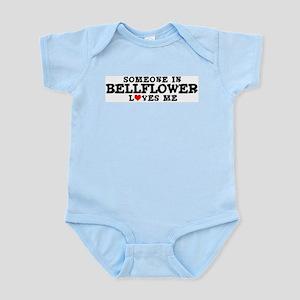 Bellflower: Loves Me Infant Creeper
