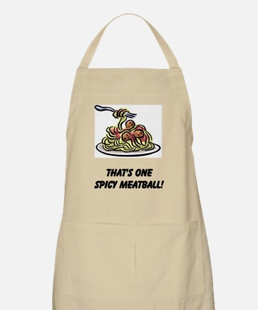 Spicy Meatball Apron