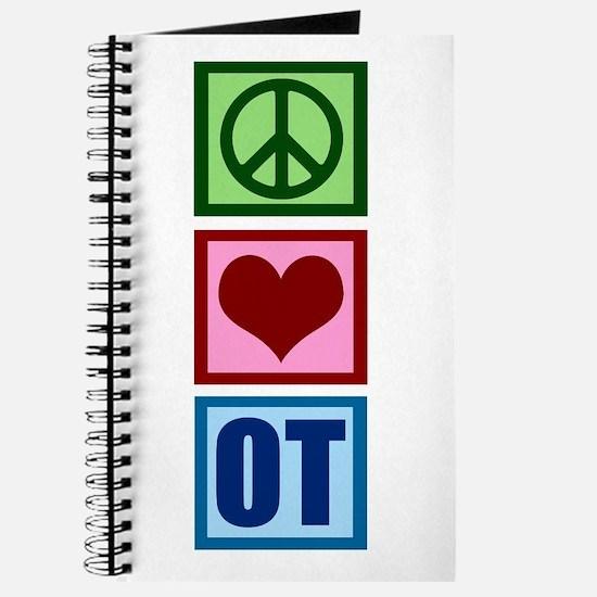 Peace Love OT Journal