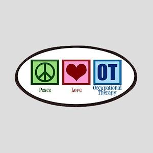 Peace Love OT Patches