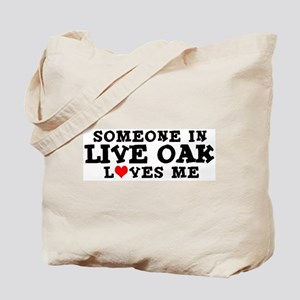 Live Oak: Loves Me Tote Bag