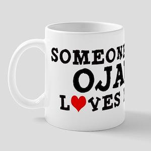Ojai: Loves Me Mug