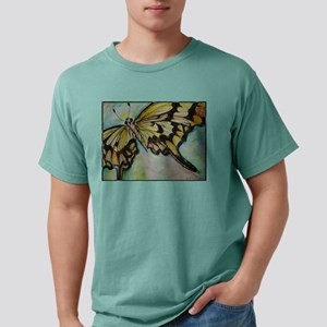 Butterfly, nature art! Mens Comfort Colors Shirt
