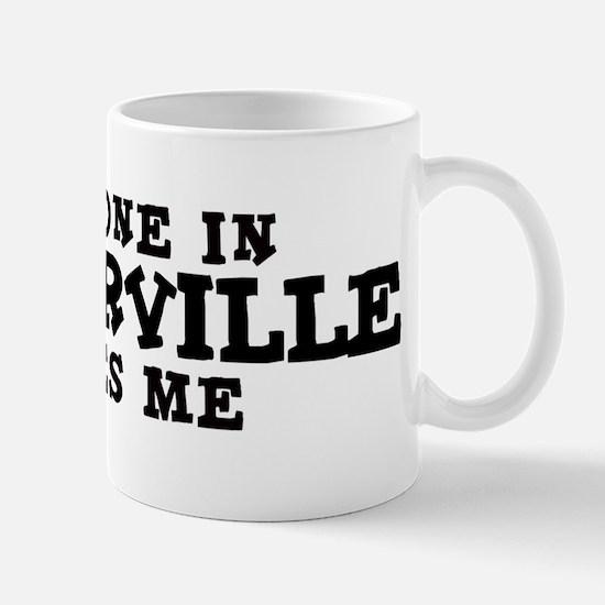 Porterville: Loves Me Mug