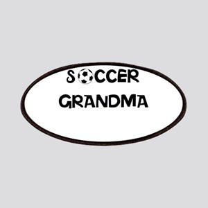 soccer grandma Patches