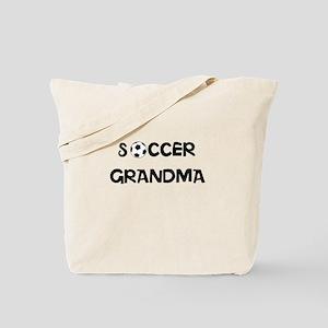 soccer grandma Tote Bag