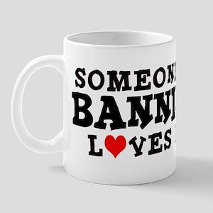 Banning: Loves Me Mug