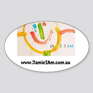 design Sticker (Oval)