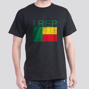 I Rep Benin Dark T-Shirt