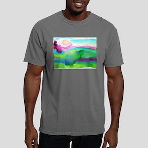 landscape, colorful art! Mens Comfort Colors Shirt