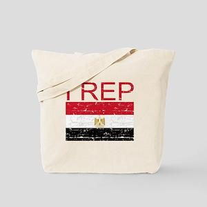 I Rep Egypt Tote Bag
