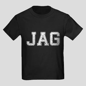 JAG, Vintage, Kids Dark T-Shirt