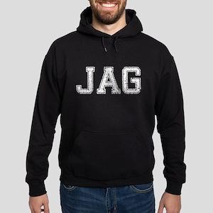 JAG, Vintage, Hoodie (dark)
