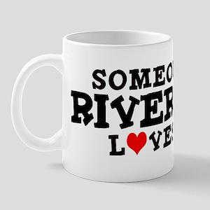 Riverside: Loves Me Mug