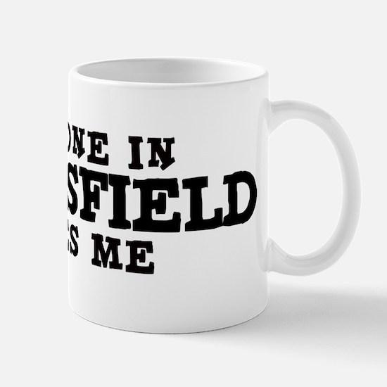 Bakersfield: Loves Me Mug