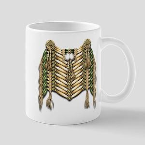 Native American Breastplate 5 Mug