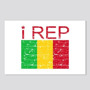 I Rep Mali Postcards (Package of 8)