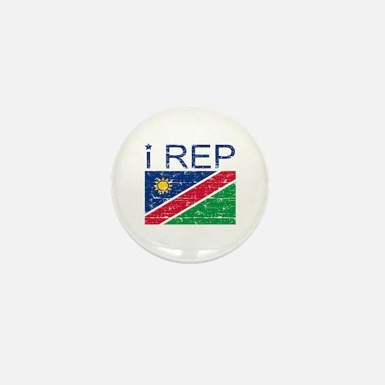 I Rep Namibia Mini Button