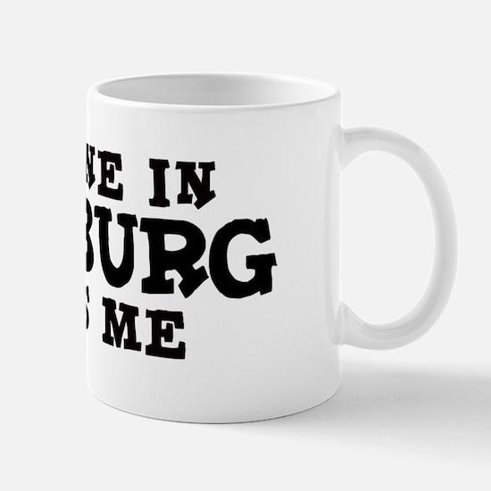 Pittsburg: Loves Me Mug