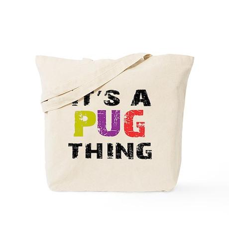 Pug THING Tote Bag