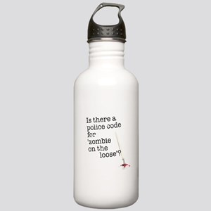 zombie on the loose Stainless Water Bottle 1.0L