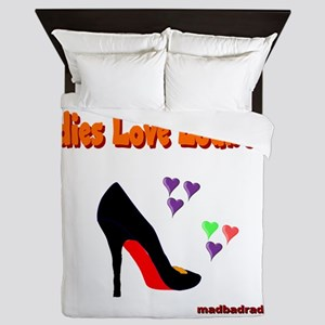 Ladies Love Louboutin 6000 Queen Duvet