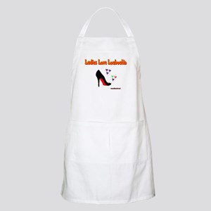 Ladies Love Louboutin 6000 Apron