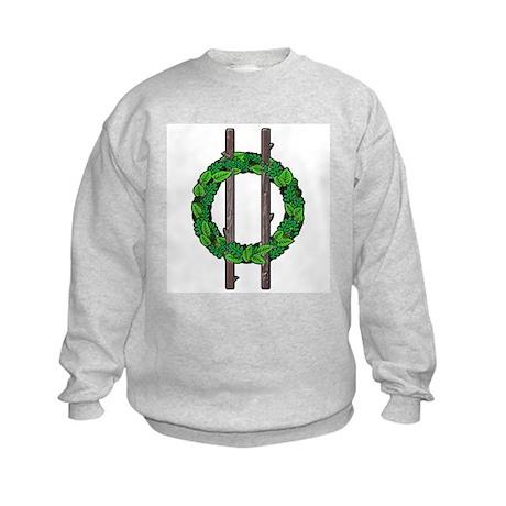 Alternate Color Sigil Kids Sweatshirt
