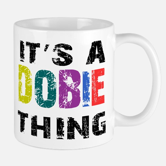 Dobie THING Mug