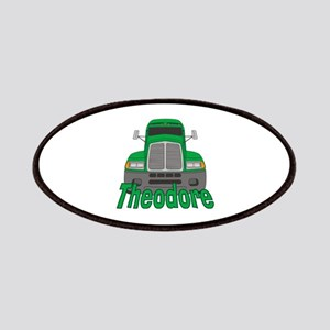 Trucker Theodore Patches